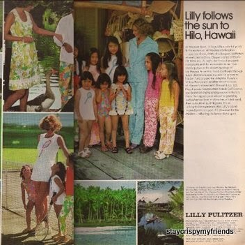 Lilly Pulitzer 1976