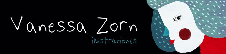 VANESSA ZORN / Ilustraciones/