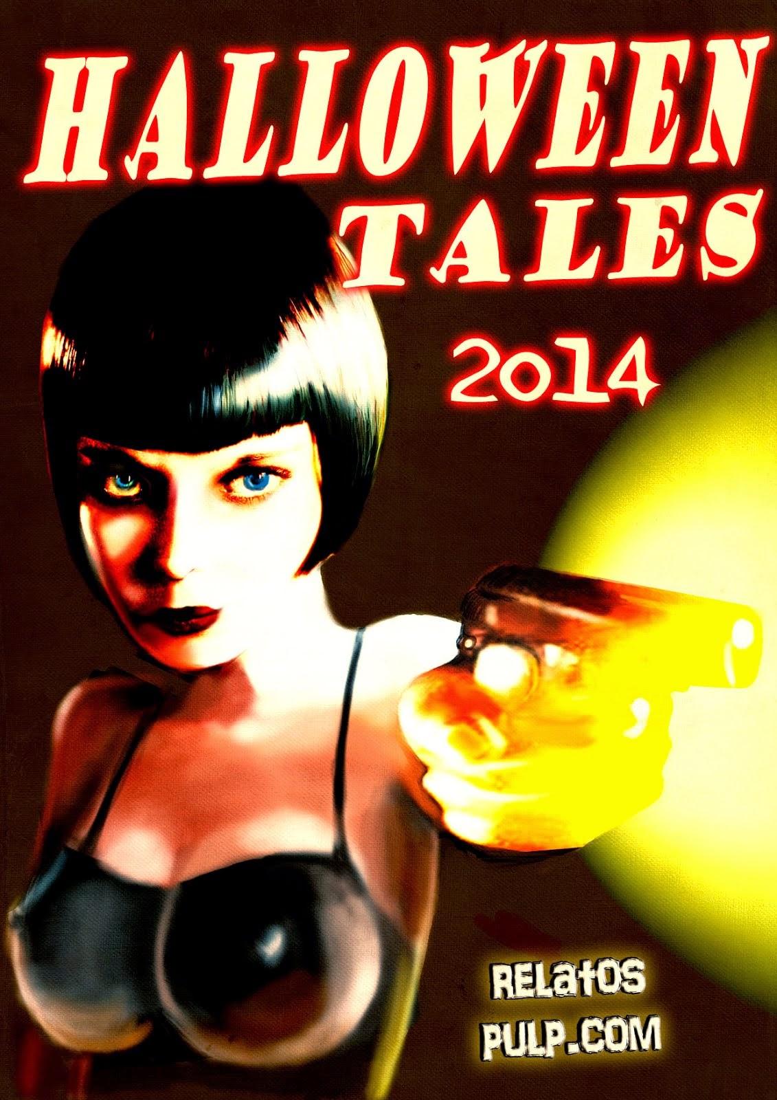 Publicaciones- Halloween Tales 2014
