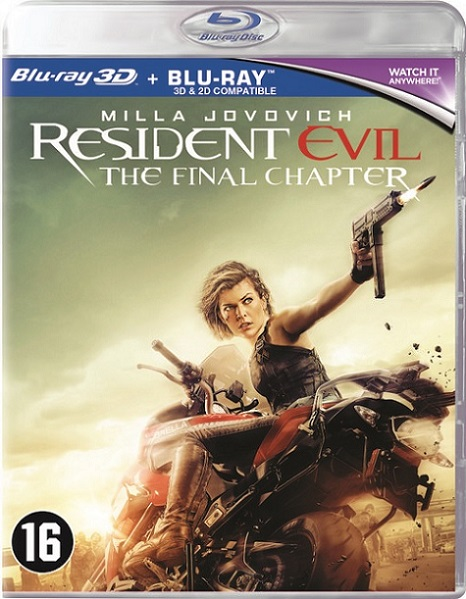 Resident Evil: The Final Chapter 3D (2017) m1080p BDRip 11GB mkv Dual Audio DTS-HD 7.1 ch
