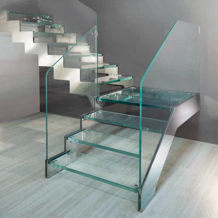 O arquitek escaleras de todo tipo for Escaleras de material