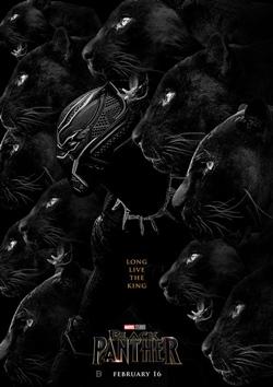 Destaque: Pantera Negra (2018)