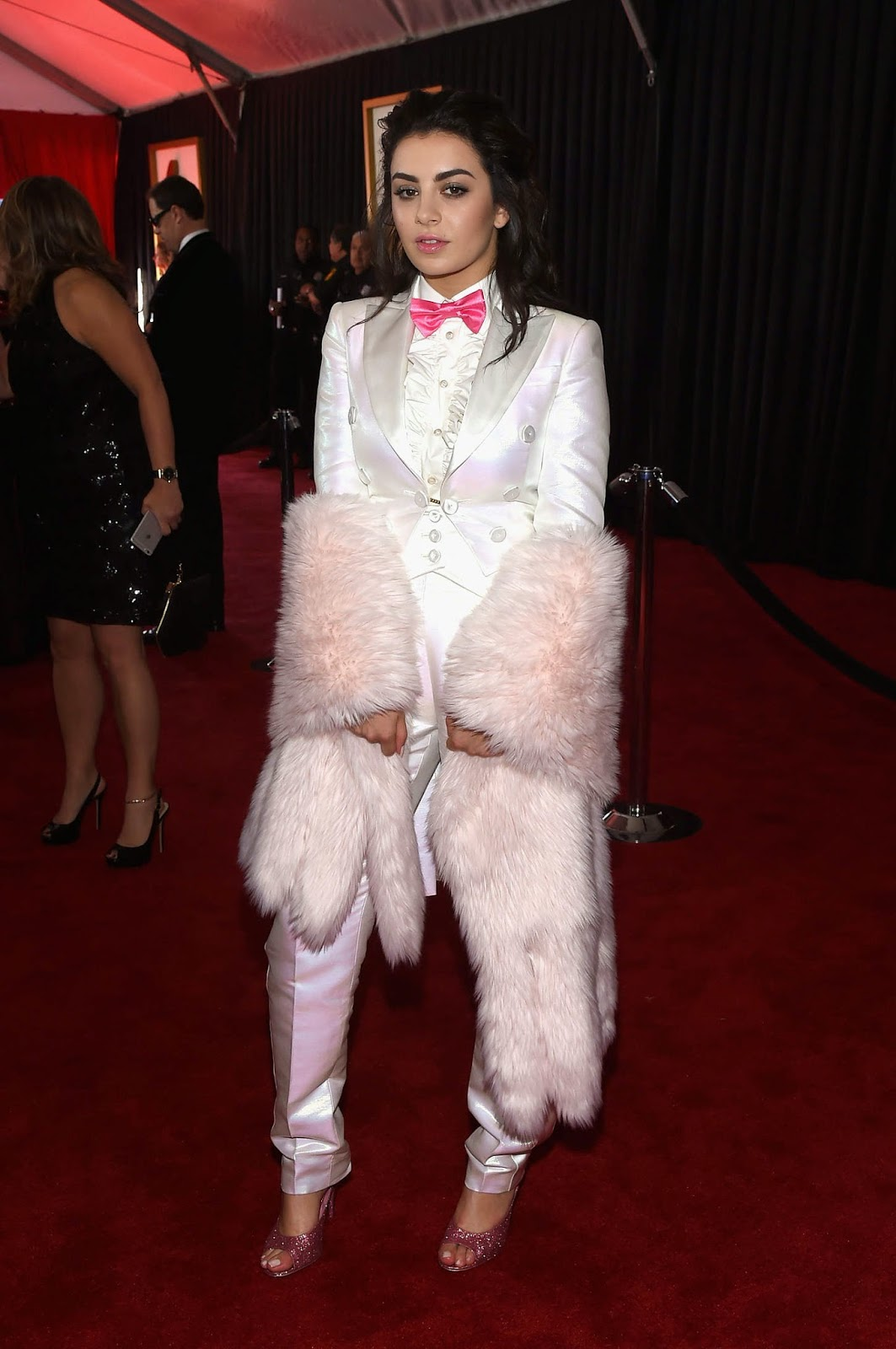 Charli XCX: 2015 GRAMMY Awards