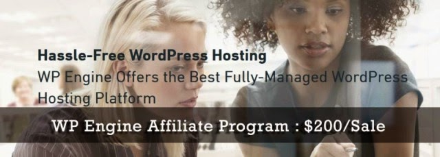 WP Engine Affiliate Program: Overview and Details : eAskme