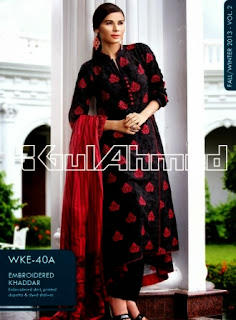 Khaddars 2013-14 by Gul Ahmed