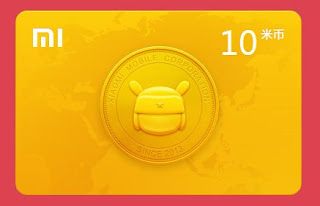 Tutorial cara isi ulang / top up MiCredit Xiaomi