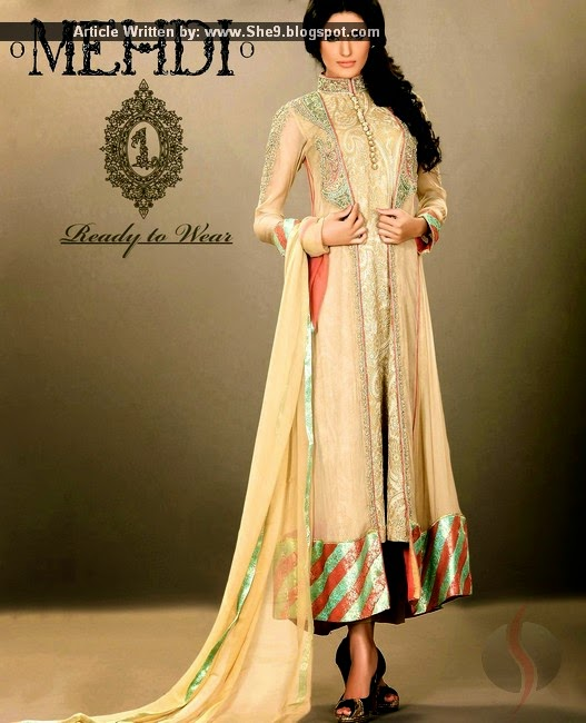 Luxury Wedding Wear Collection 2015