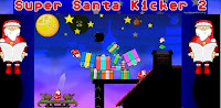 Super Santa Kicker 2 walkthrough guide and review.