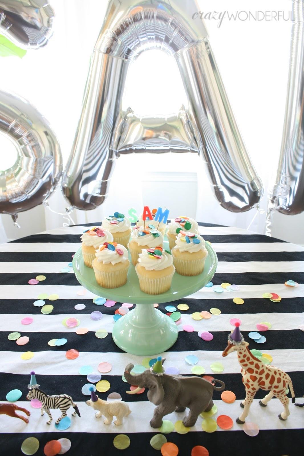 samuel\'s 3rd birthday party - Crazy Wonderful