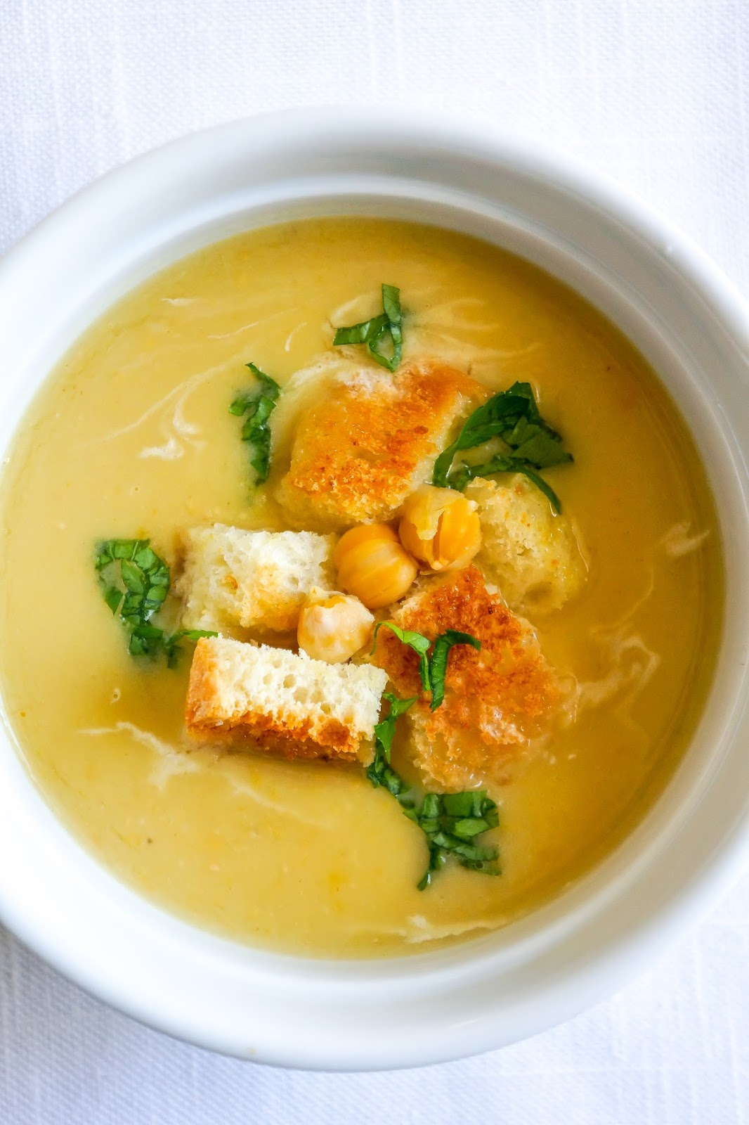 recipe: smooth chickpea soup [32]