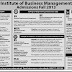 IOBM Institute of Business Management Admissions 2013  in BBA,MBA