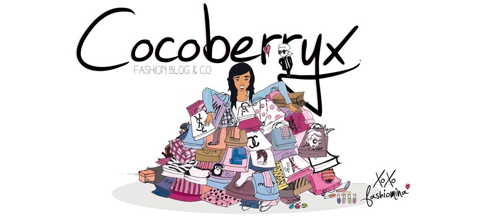 CocoBerryx by Fashiomina | Blog mode in Nantes