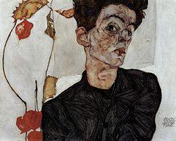 Egon Schiele: RitrarSi Schiele+4