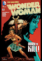 Wonder Woman #17 Cover