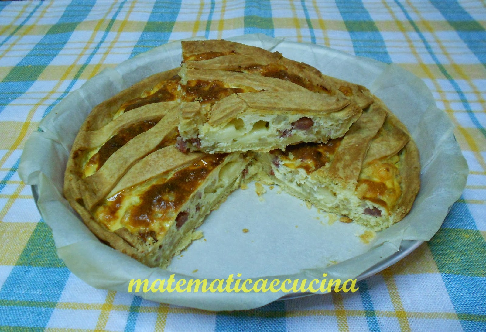 pastiera in versione salata- una ricetta scomparsa