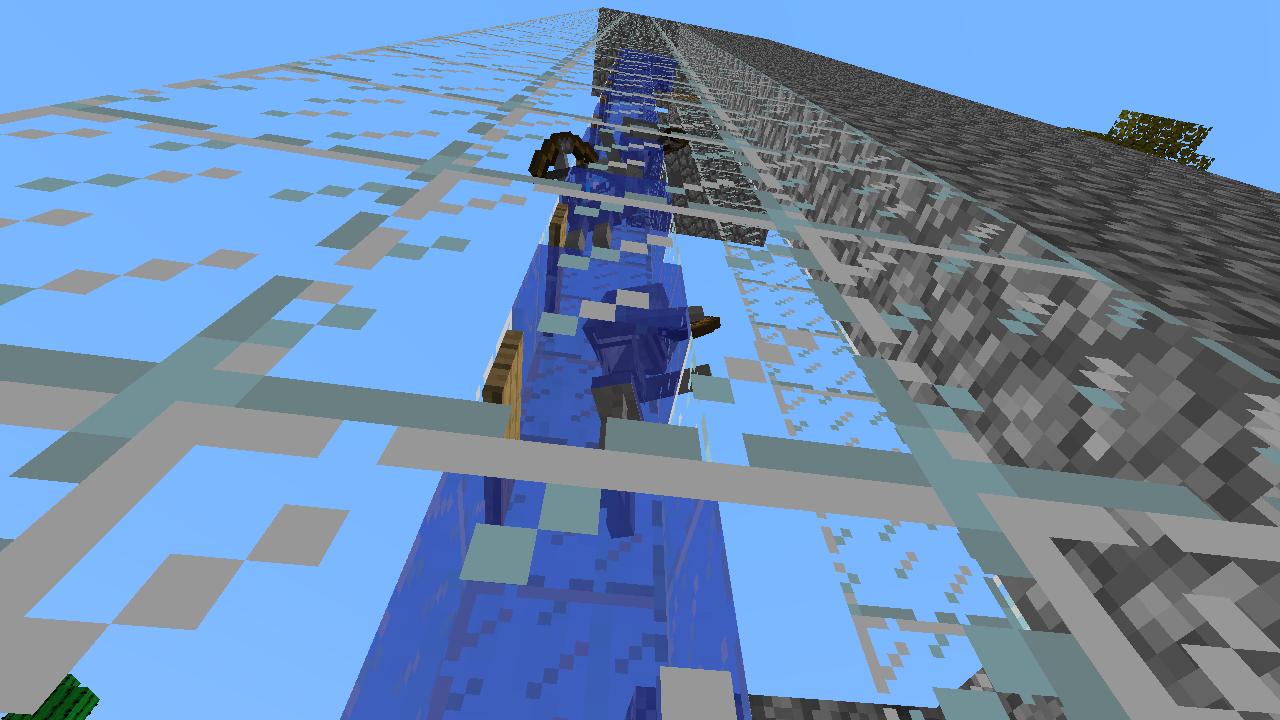 Как сделать ферма скелетов в minecraft