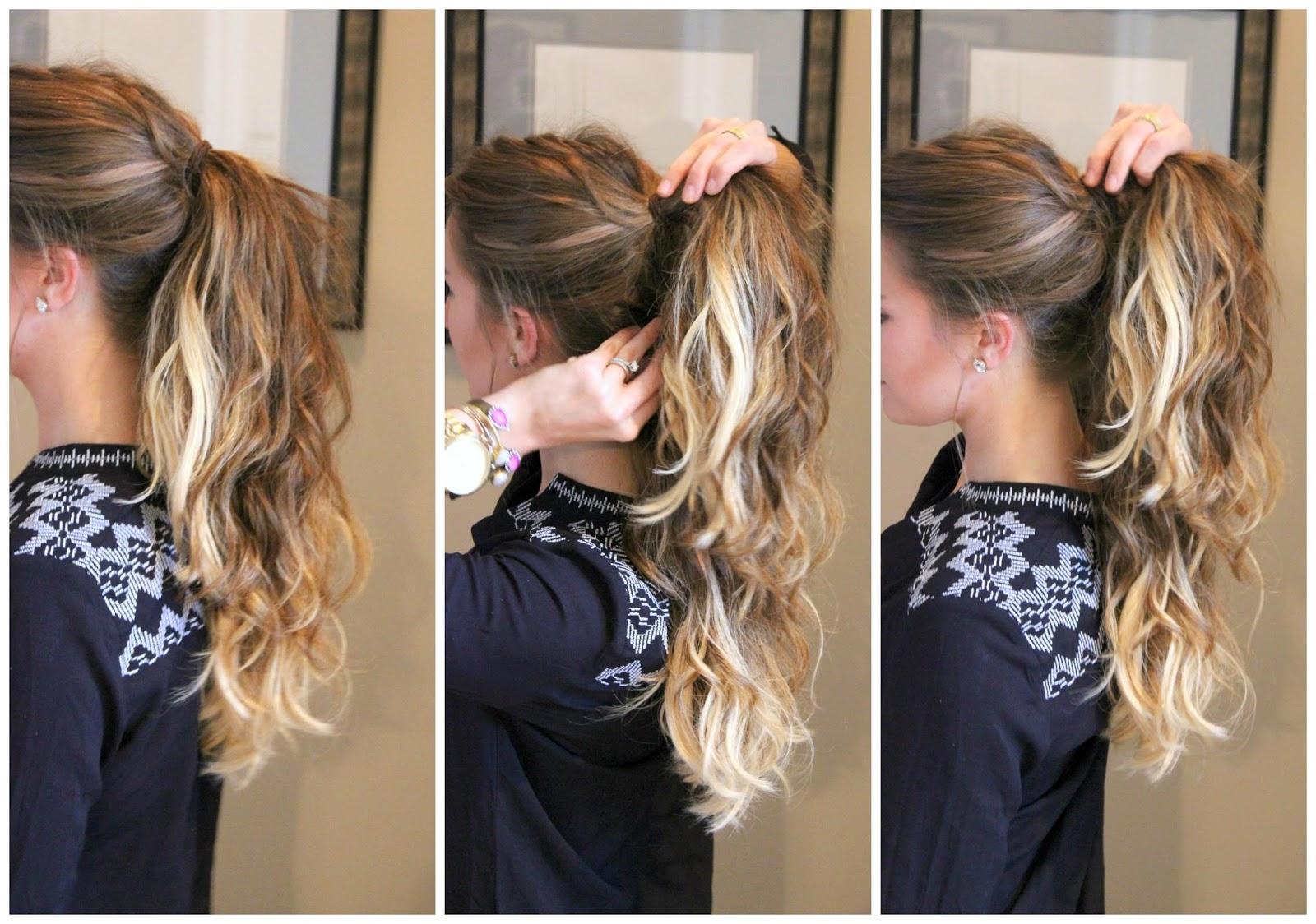 Moda Amp The Mar Style Your Hair With Conair Curl Secret