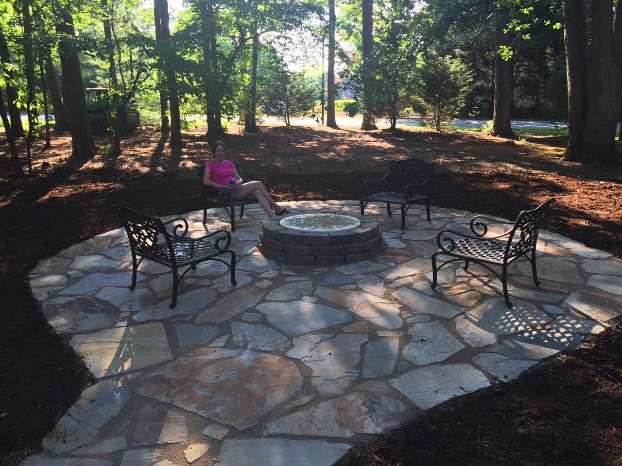 Greensboro interior design window treatments greensboro for Landscaping rocks greensboro nc