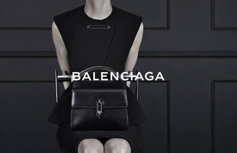 Kristen McMenamy by Steven Klein for Balenciaga