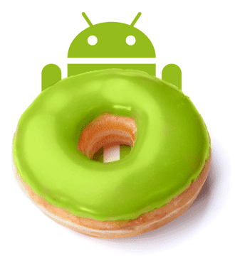 The Android 1.6 (Donut)