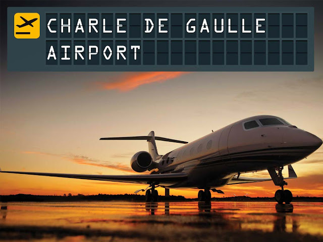 Car & Taxi Service at Charles de Gaulle Airport in Paris
