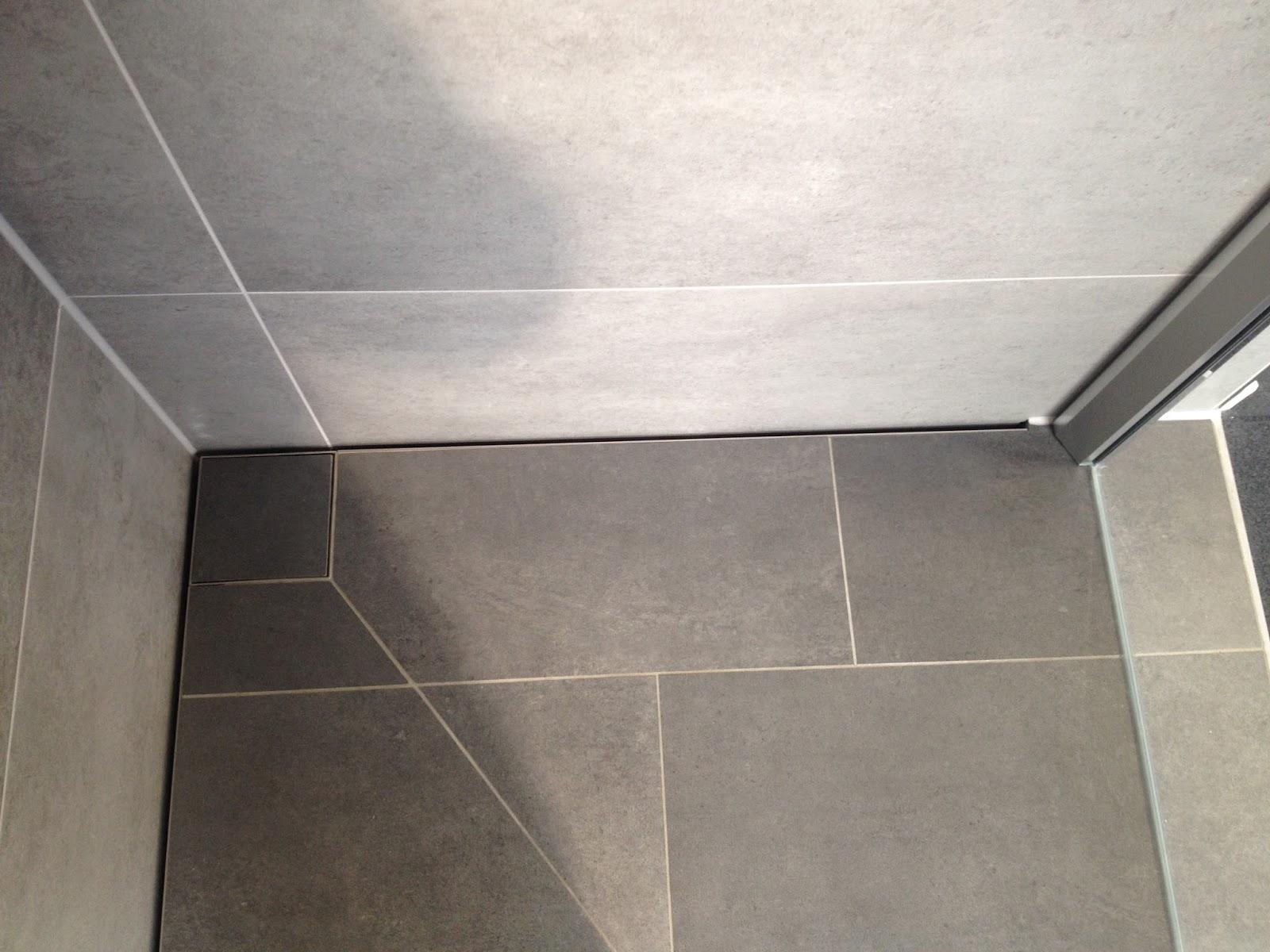 Duscharmatur Hansa : Unsere bodengleiche Dusche, 100x150 erhält nur ...