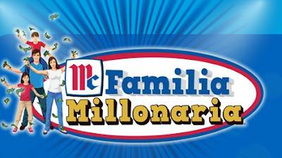 premios 2 millones de pesos concurso MCfamilia millonaria maccormick 2011 tvazteca ventaneando