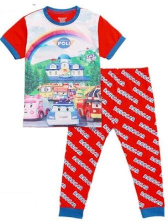 RM25 - Pyjama Robocar Poli