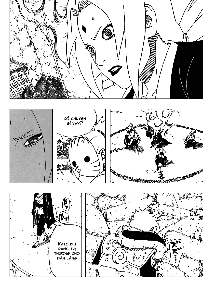 Naruto chap 427 Trang 6 - Mangak.info