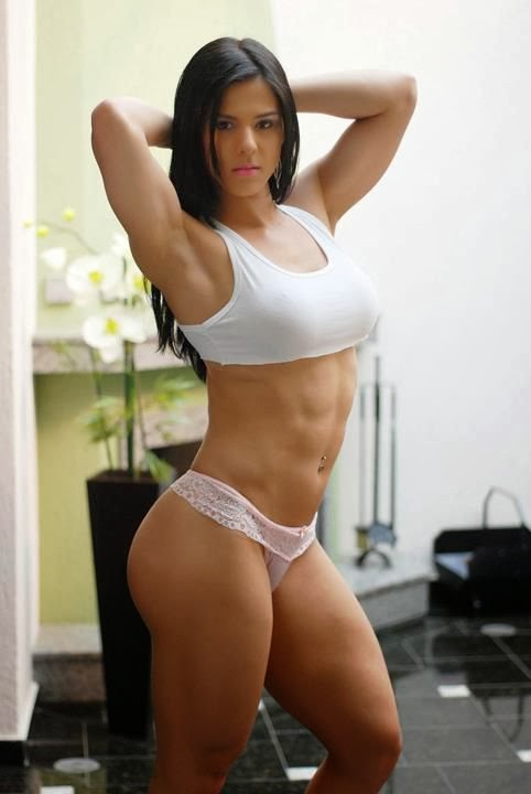 Beasts of Bodybuilding: BEST OF EVA ANDRESSA