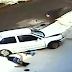 Απίστευτο βίντεο-Παιδί βγαίνει σώο μετά από ένα τρομακτικό καταπλάκωμα από αμάξι.
