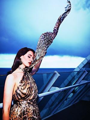 Lana Del Rey by Simon Emmett for S Moda Magazine