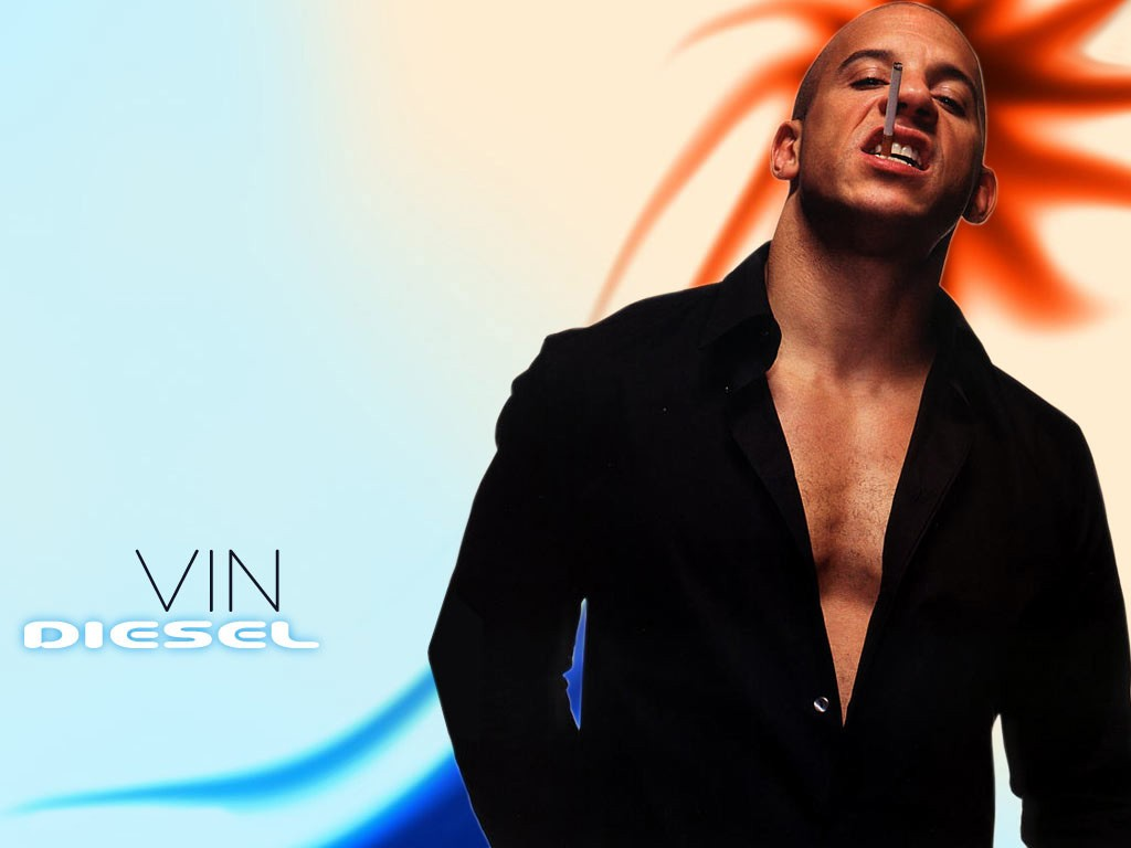 rica rica wallpapers: vin diesel wallpaper