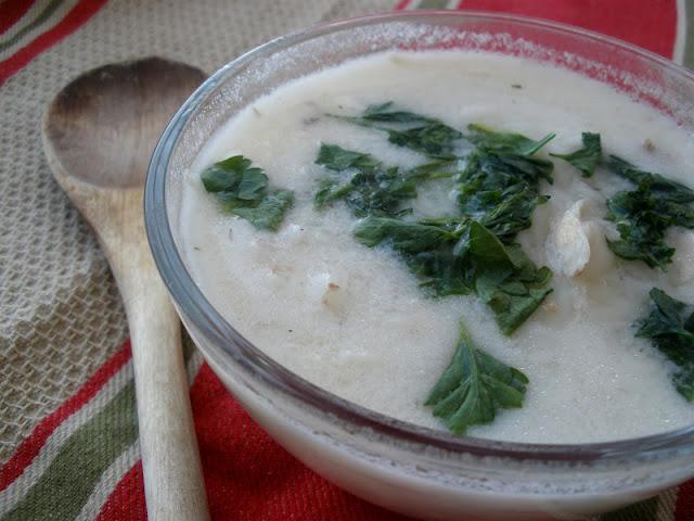 Французский суп-лапша