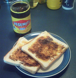 Australian and Vegemite | salman alfarish