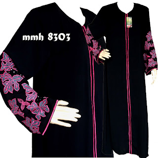 Aisyah Aisara Collection: Jubah Abaya 2013
