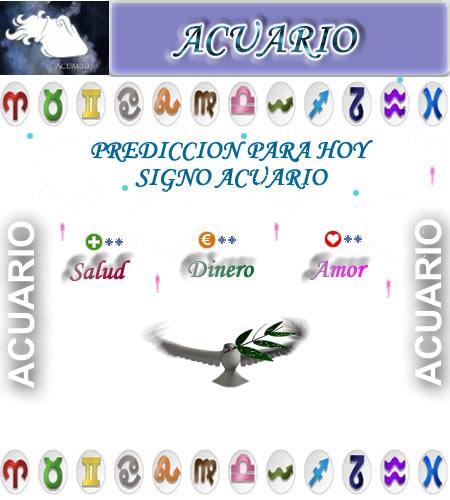 Horoscopo de hoy acuario mujer en el amor for Horoscopo de hoy acuario