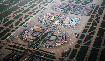 Aeroporto de Dallas – Estados Unidos