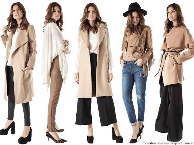 Moda 2016. Moda otoño invierno 2016 Activity ropa de mujer.