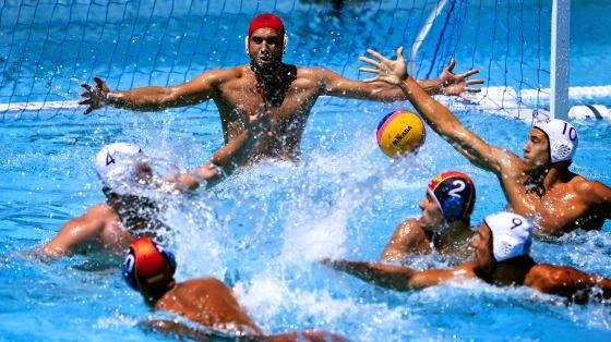 España-Serbia-Campeonato Europeo-Waterpolo
