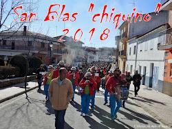 "SAN BLAS ""CHIQUINO"" 2018"