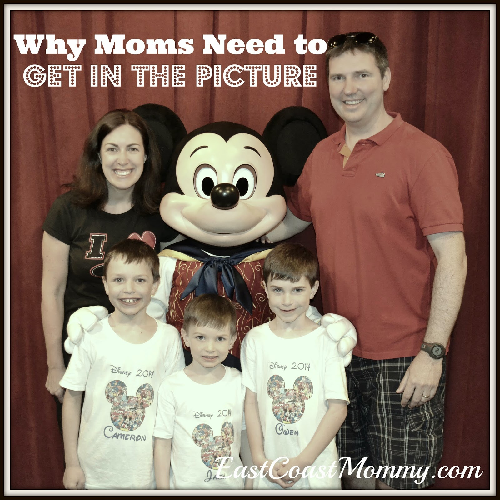 East Coast Mommy: Moms Need to Get in the Picture #754035