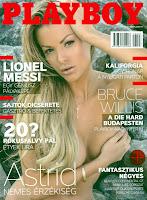 Link to Fajcsi Astrid @ Playboy, Hungary, March 2013