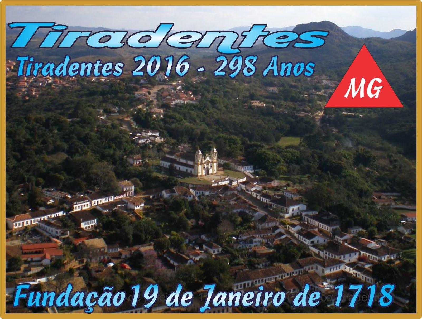 Tiradentes 298 Anos de História & Cultura