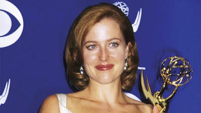 Gillian Anderson, Emmy a Mejor actriz dramática en 1997 por 'Expediente X'
