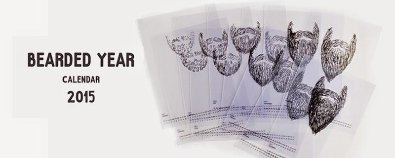 Calendario del barbudo