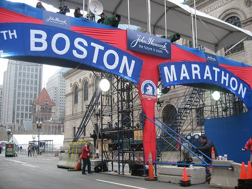 boston marathon 2011 photos. oston marathon 2011 route map