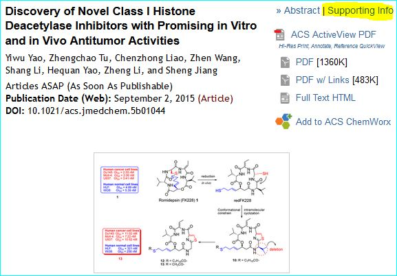 Joining Chemistry Between Journals And Databases Bio Chem
