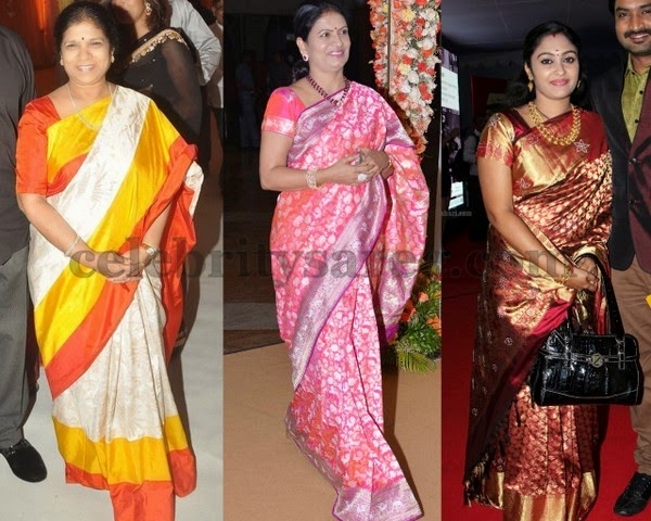 DK Aruna and Surekha Silk Sarees