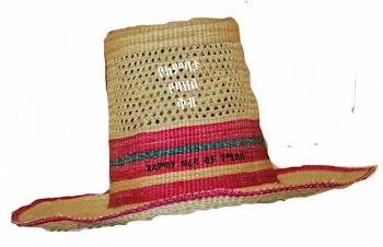 """Qoomita"" (Kembata hat)"